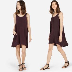 Everlane The Silk Tank Dress